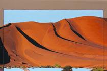 Sand dune – Namibia